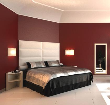 Una camera da letto funzionale e di design barciulli arreda for Lideo arreda
