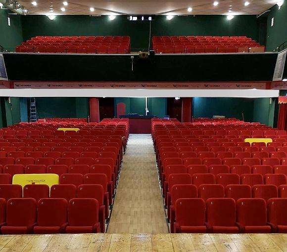 Teatro pulcinella Acerra, Napoli